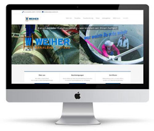 Kanalbau Weiher GmbH