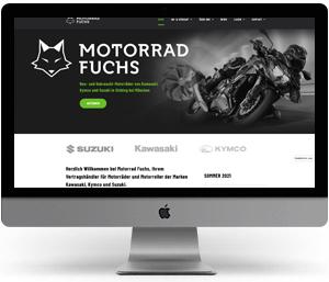 Motorrad Fuchs